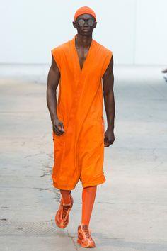 Boris Bidjan Saberi Spring 2018 Menswear Fashion Show