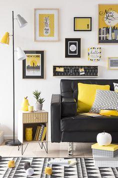 Tendance Yellow Summer - Hello Yellow !   Maisons du Monde