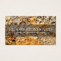 Countertops Home Remodeling Construction Business Business Card - construction business diy customize personalize