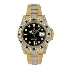 aa5c33622bf Rolex GMT Master II Automatic-self-Wind Male Watch 116758 (Certified Pre-