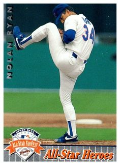 Just Added To Our Store 1992 Upper Deck N... Check It Out http://jmcollectibles.org/products/1992-upper-deck-nolan-ryan-all-star-fan-fest-texas-rangers?utm_campaign=social_autopilot&utm_source=pin&utm_medium=pin