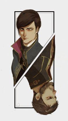 Emily & Corvo, Dishonored 2