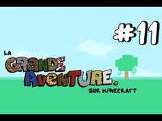 ▶ #11 La Grande Aventure sur Minecraft - LA TRIBU N'BURU ! - YouTube