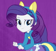 MLPEG Characters Rarity | Equestria Girls Games - MLPEG ONLINE