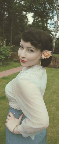 Lovely 1940s throwback!