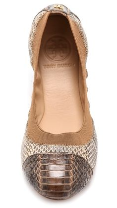 Fall Must-Have: Cozy Ballet Flats