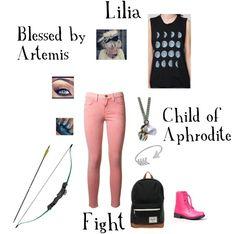 Lilia- Child of Aphrodite Artemis, Aphrodite, Percy Jackson, Cabin, Children, Inspiration, Outfits, Image, Fashion