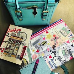 Долго искала красивые блокнотики нашла в Accessorise by lola___fox