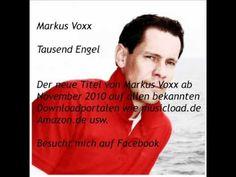 markus voxx - Tausend Engel.wmv Movie Posters, Movies, Angels, 2016 Movies, Film Poster, Films, Popcorn Posters, Film Books, Billboard