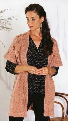 Kimono - Cardigans/Jakker - Kvinder - Designs i kategorier