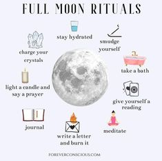 Source by More from my siteFull moon rituals! Moon Fun – 7 Ways to Use the May Full Moon to Have Fun & Manifest Your DreamsFull Moon Bath Ritual Full Moon Bath Ritual Full Moon Ritual – Unburden … Full Moon Ritual, New Moon Rituals, Full Moon Meditation, Full Moon Spells, Wiccan Spell Book, Witchcraft For Beginners, Moon Witch, Herbal Magic, Magick Spells