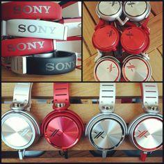 Next gen Sony X Headphones