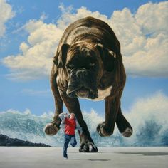Surreal Painting by Joel Rea - 1