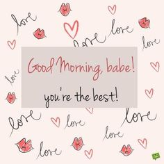 Are you searching for ideas for good morning motivation?Browse around this site for unique good morning motivation ideas. These amuzing images will brighten your day. Cute Good Morning Texts, Romantic Good Morning Quotes, Sunday Morning Quotes, Good Morning Handsome, Good Morning Love Messages, Good Morning Quotes For Him, Good Morning My Love, Good Morning Inspirational Quotes, Morning Images