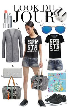 Look Du Jour: You're a SPRSTR!