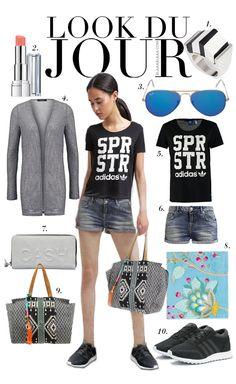 Look Du Jour: You're a SPRSTR!