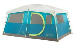 Coleman Tenaya Lake Fast Pitch Cabin Tent with Closet - Great price.Features and specifications of Coleman Tenaya Lake Fast Pitch 8 Best Tents For Camping, Cool Tents, Tent Camping, Camping Gear, Camping Hacks, Outdoor Camping, Glamping, Camping Guide, Camping Supplies