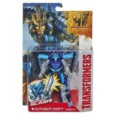 3 X Transformers Age of Extinction Autobot Drift Power Attacker >>> Want to know more, click on the image.