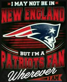Even in San Diego pats rock;)