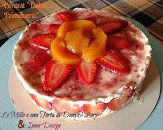 Cheesecake yogurt e frutta ~ Le Mille e una Torta di Dany e Lory ♥