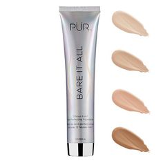 225 HRK | PUR Bare It All 4in1 Skin Perfecting Foundation in PORCELAIN