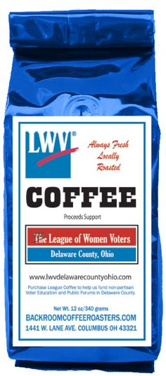 League of Women Voters coffee