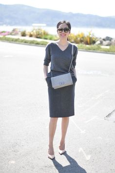 Gray - 9to5Chic