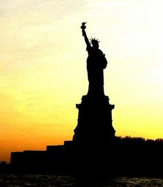 statue of liberty shadow - Google Search