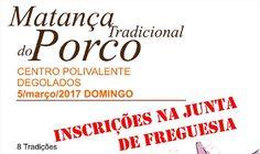 Campomaiornews: Matança Tradicional do Porco Alentejano na fregues...