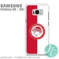 olympiakos fc Phone Case for Samsung Galaxy S8 & S8 Plus