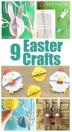9 fabulous Easter cr