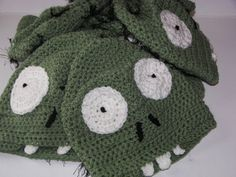 Hungry Zombie Hat