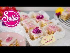 Petit Fours / kleine Törtchen / Muttertagstörtchen - Sallys Blog