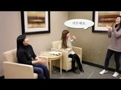 Speak Korean Today! Conversation1 - What is your name? 이름이 뭐예요?