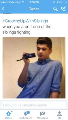 growingupwithsiblings more brother goals one direction imagines zayn