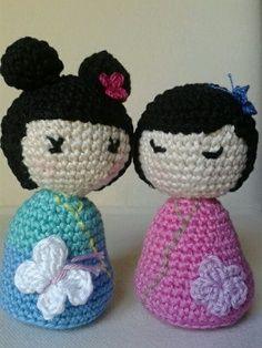 1000+ images about KOKESHI DOLLS... on Pinterest Girls ...