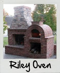 Wood Fired Oven Pictures | Pizza Oven Pictures | Brick Oven Pictures