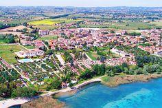 Camping San Benedetto – Peschiera del Garda for information: Gardalake.com