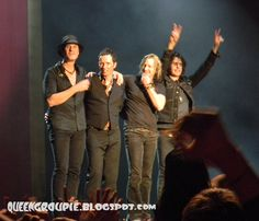 Stone Temple Pilots in Lima