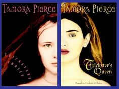 Trickster's series (Daughter of the Lioness) by Tamora Pierce http://www.goodreads.com/series/43688-daughter-of-the-lioness
