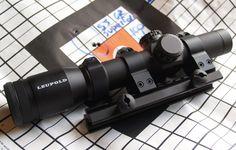 Leupold VX-R Patrol 1.25-4x20mm Riflescope