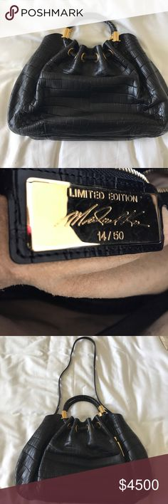 NWT - Limited Edition Michael Kors Crocodile Bag Purchased in LA Store - MSRP $6000 Michael Kors Bags Shoulder Bags
