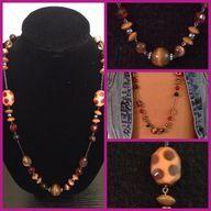 Long Leopard Necklace, $8