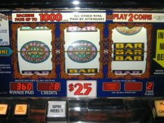 best pay out slot machines in vegas