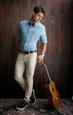 bow tie inspiration #men // #fashion // #mensfashion