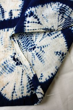 kikko kumo shibori | by orime