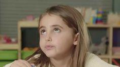 Quieres darle lo mejor a tus hij@s.....y lo mejor eres tu.  Este vídeo de Ikea nos hace reflexionar sobre lo que piden los niños y niñas por navidad.
