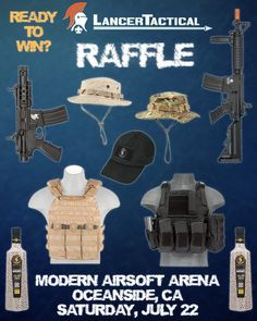 6e33307ff4c65 Will you be at the modern.airsoft  IndoorArena GrandOpening this weekend