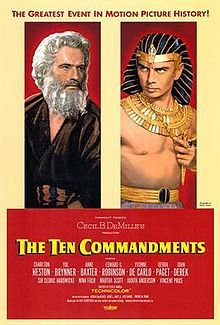 The Ten Commandments ...
