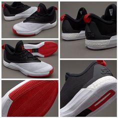 quality design 2c8b2 25cda adidas James Harden Bloody Knuckles - Black   Red قیمت بعد از حراج  تومان  کد محصول  (فقط سایز  ) استعلام موجودی و ثبت سفارش با کد محصول در تلگرام